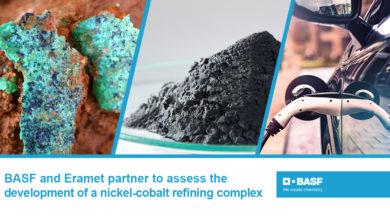 BASF Catalysts | Eramet Press Release