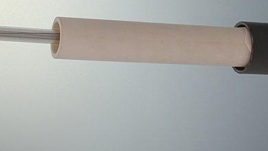 Reduced Precious Metal Thermocouples