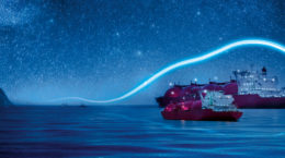 BASF Catalysts | LNG Ship Background