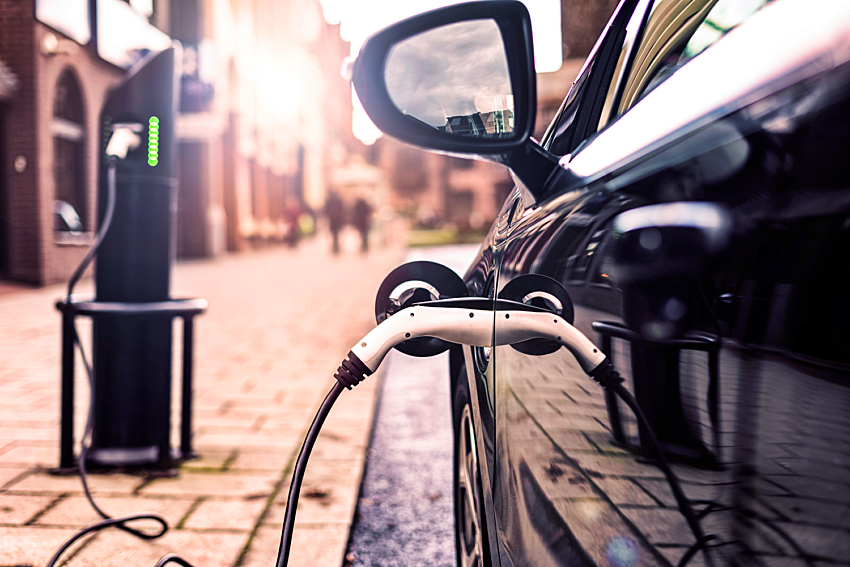 BASF Catalysts   Electric Vehicle Charging