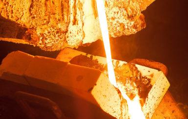 BASF Catalysts | Precious Metals Melting