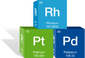 BASF Catalysts | Precious Metal Periodic Cubes