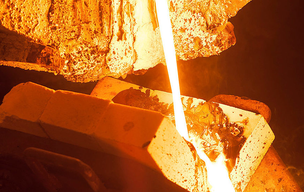 BASF Catalysts   Precious Metals Melting