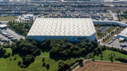 BASF Catalysts | Logistics Site in Ludwigshafen, Germany